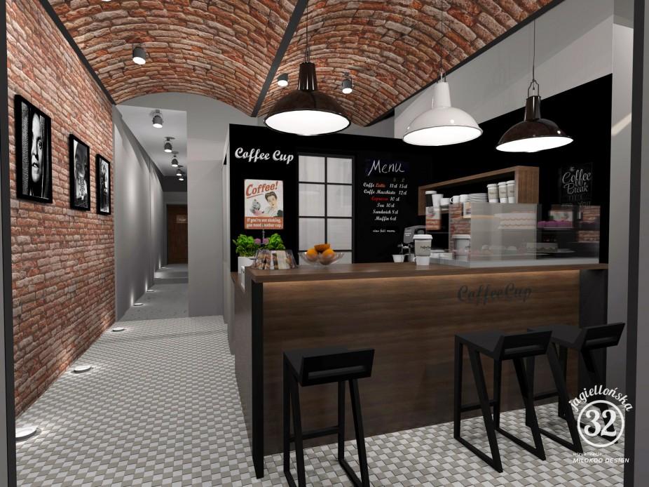 Wizualizacja kawiarnia 1