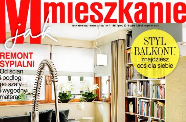 Wnętrze Milokoo Design w M jak mieszkanie 7/15